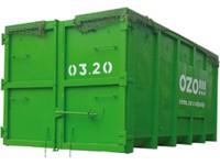 Objemný odpad - otevřený kontejner 20 m<sup>3</sup>
