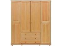 Objemný odpad - nábytek - šatní skříň do 1,5 x 2 x 0,5 m - 1,5 m<sup>3</sup>