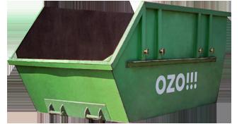Velkoobjemový kontejner