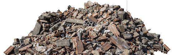 Stavební odpad - suť