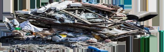 Stavební odpad - směsný