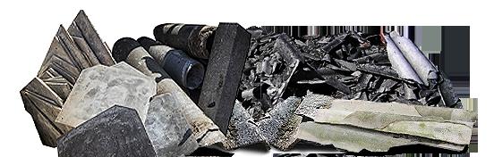 Stavební odpad - nebezpečný